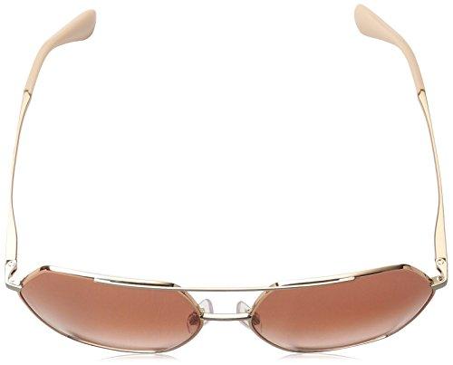 Dolce dg2157 Gold Gabbana browngradient pink amp; Sonnenbrille Or rStxOrY