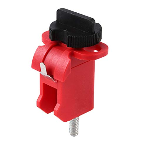 Universal Miniature Circuit Breaker Lockout MCB Lockouts Safety Device, Help minimise the likelihood of injuries at work - MCT