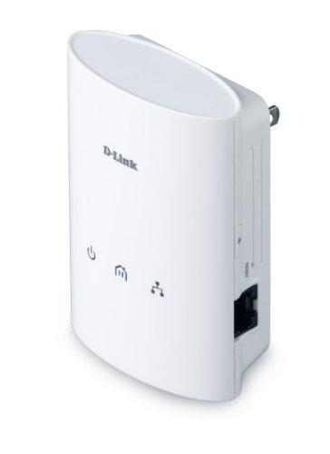 D-Link PowerLine Adapter AV500 Gigabit Mini Starter Kit (DHP-501AV) by D-Link (Image #1)