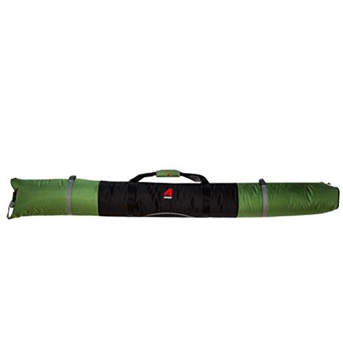 Athalon Single Ski Padded Ski Bag 2019-180 Green-Black c25a4323f323d