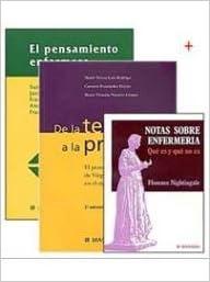 Pack Enfermería: Kérouac + Nightingale + Luis Rodrigo: Amazon.es: Kérouac, S. + Nightingale, Florence + Luis Rodrigo, M.ª T.: Libros