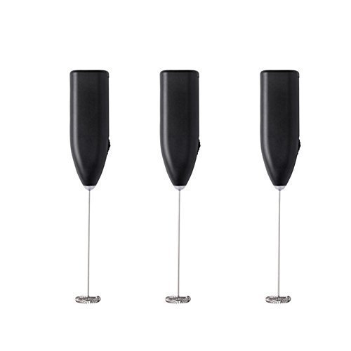 Ikea Frother Milk Electric Black (3 Pack) (Milk Frother Ikea compare prices)