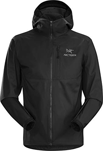 Arc'teryx Squamish Hoody Men's (Black, Medium)