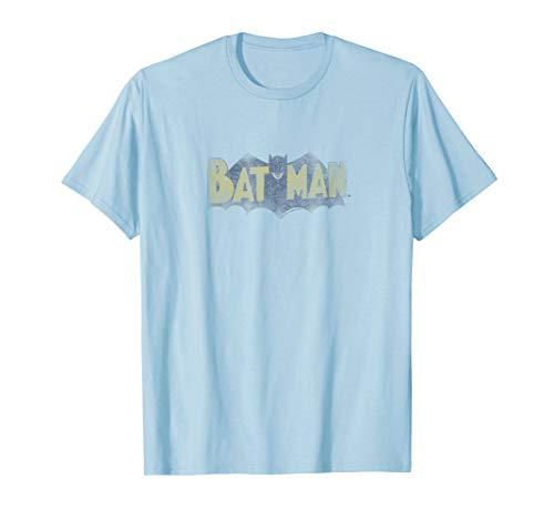 Batman Vintage Logo T Shirt