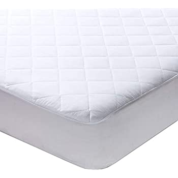 Milddreams Full Mattress Pad Cover Protector - Bed Pad Size (54x75 inches + 16