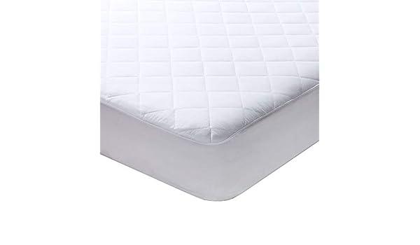 Milddreams Almohadilla de colchón con Bolsillo Profundo: Amazon.es: Hogar