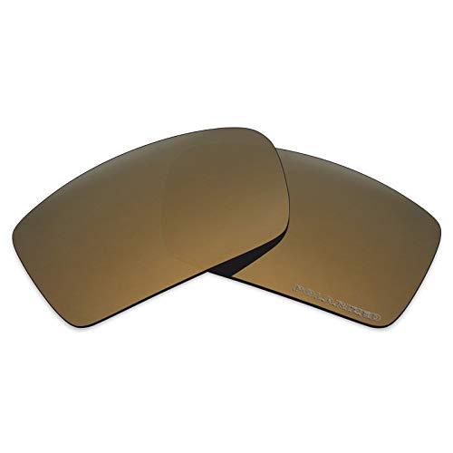 Mryok+ Polarized Replacement Lenses for Oakley Gascan - Bronze Gold (Bronze Gascan Lenses Oakley)