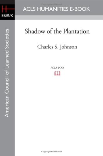 : Shadow of the Plantation