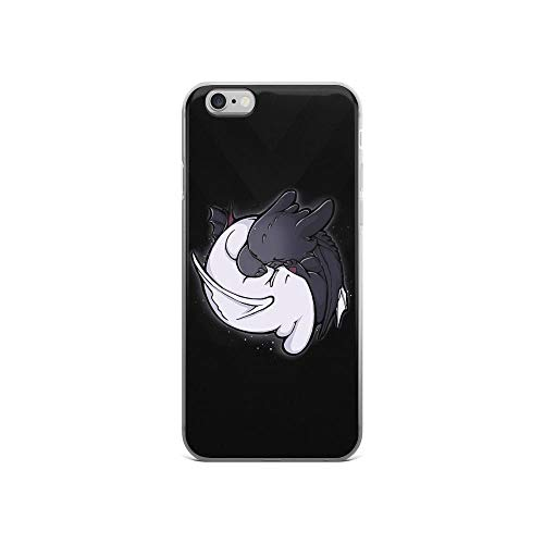 Tao Clear Case - iPhone 6/6s Pure Clear Case Cases Cover Dragon Tao Little Baby Cartoon