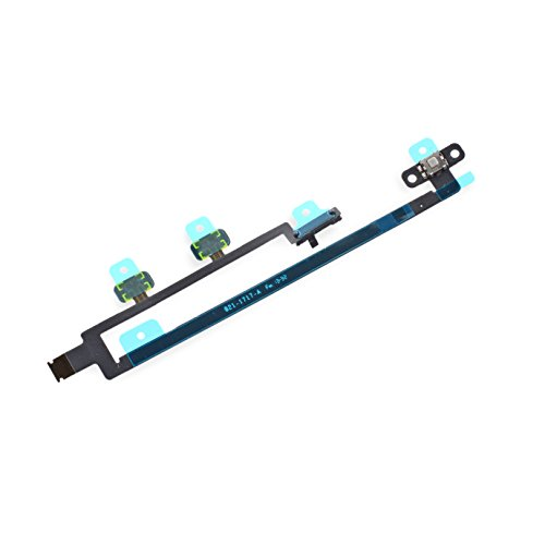 Volume and Power Button Cable Replacement for iPad Air and iPad Mini by iFixit