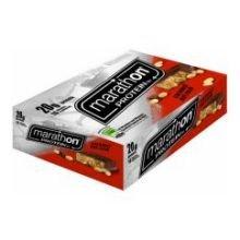 Marathon Caramel Nut Rush Protein Bar, 2.82 Ounce - 12 per pack -- 12 packs per case.