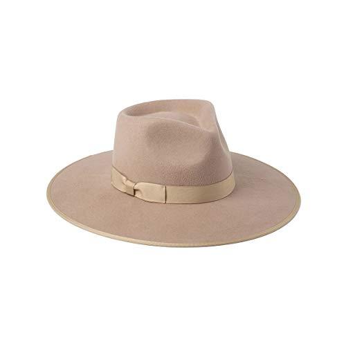 Lack of Color Women's Rancher Fedora Hat (Zulu/Sand, Medium (57 cm))