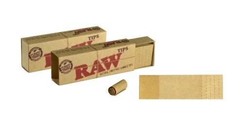 12-Boxes-of-Raw-Perforated-Gummed-Tips-396-Total-Perforated-Gummed-Tips-1-Beamer-Sticker