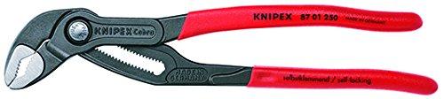 50 mm Knipex Pince multiprise avec cl/é serre-tube