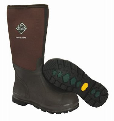 Muck Chore Cool Soft Toe Warm Weather Men's Rubber Work Boots