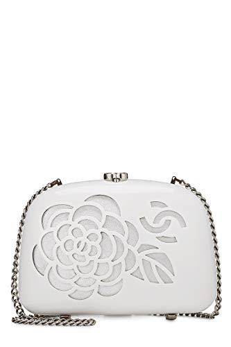 White Chanel Handbag - 2