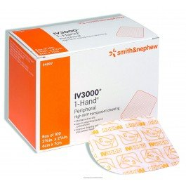 - OpSite® IV 3000 Dressing-Size: 4