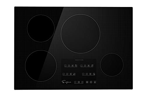 stainless steel electric cooktop - 4