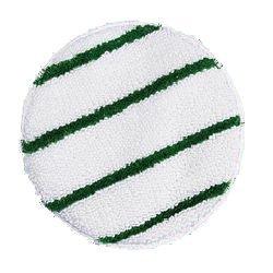 Commercial Low-Profile Carpet Bonnet with Green Scrubber - Profile Low Bonnet