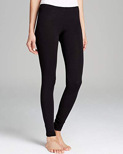 Splendid Women's French Terry Legging Pants (Black, XL)