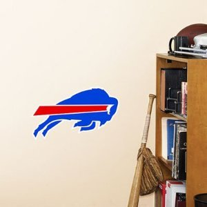NFL Buffalo Bills Logo Fathead Wall Decal, 15 x 12-inches (Buffalo Bills Auto Decal compare prices)
