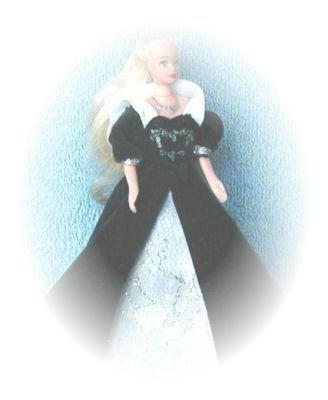 McDonalds Millennium Princess Barbie
