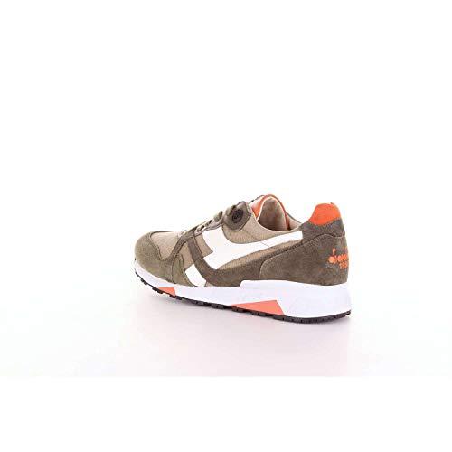 Heri13 Diadora Verde E Sneakers Fango Uomo TYxqOdAxwP