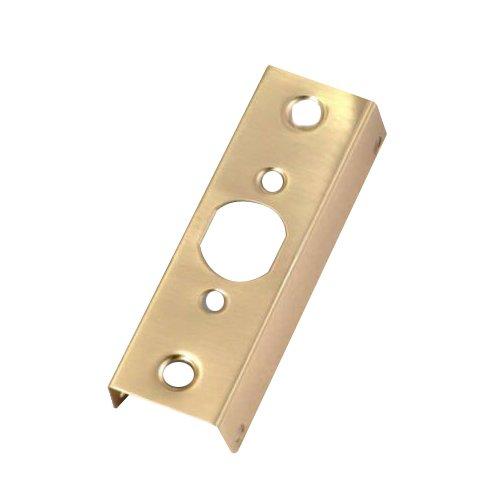 Belwith Products 2020-PB Door Edge Guard, 1-3/4-Inch, Polished (Door Edge Reinforcer)