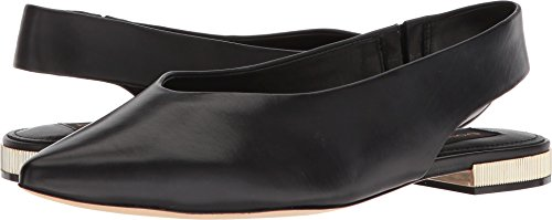 Donna Karan Women's Paige Sling Back Black 7.5 M US