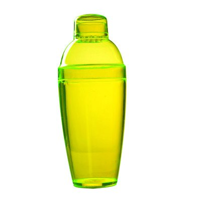 UPC 813515013072, Fineline Settings Quenchers Cocktail Shaker, 10-Ounce, Yellow