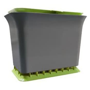 Amazon.com: Exaco 3 Cu. Ft. Stationary Composter: Compost ...