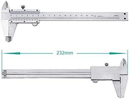 YBKC@ Pinza De 0-150 Mm / 0.02 Mm Pinzas De Acero Inoxidable En El Exterior Profundidad Interior Pinzas De Escalera Instrumentos De Medición Micrómetro: Amazon.es: Bricolaje y herramientas