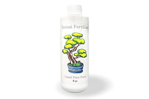 (Bonsai Fertilizer | Plant Food For Live Bonsai Tree in Pots | Starter Kit | Grow Care | Formulated for Indoor Plants by Plants for Pets)