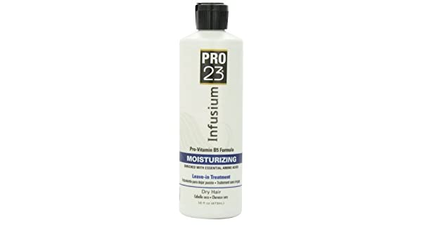 Amazon.com: Infusium 23 Pro Moist Leave in Treatment Shampoo, 16 Ounce by InfusiumPro23: Beauty