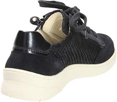 ara 12-41050-18 Sneaker Donna - Wide Fit - Blu