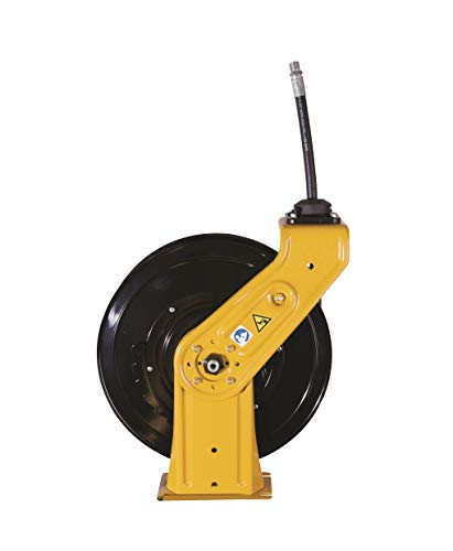 Graco HPH15F High Pressure Hose Reel for Grease 1/4