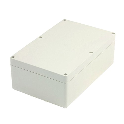 Saim Waterproof Plastic Electronic Project DIY Junction Box Enclosure Case 230mm x 150mm x 85mm