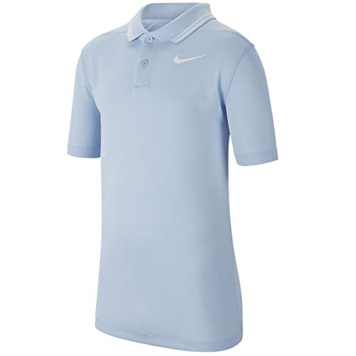 Nike Junior's Dry Victory Polo BV0404 (Hydrogen Blue, Medium) 1