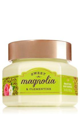 (Bath & Body Works Shea & Fruit Souffle Sweet Magnolia & Clementine)