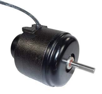 - Copeland Refrigeration Motor 050-0244-02, 50 Watt Unit Bearing Motor 460 Volts, AO smith # 290
