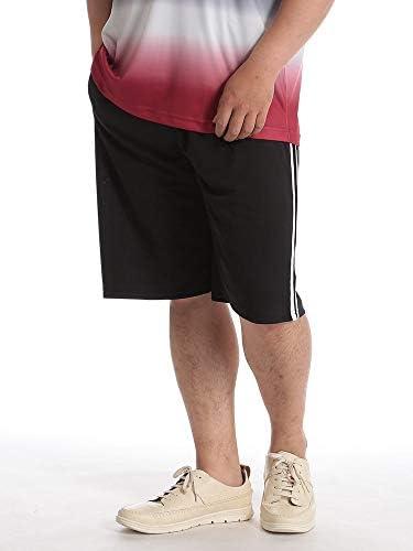 サカゼン B&T CLUB 大きいサイズ メンズ 吸水速乾 消臭 サイドライン ショートパンツ