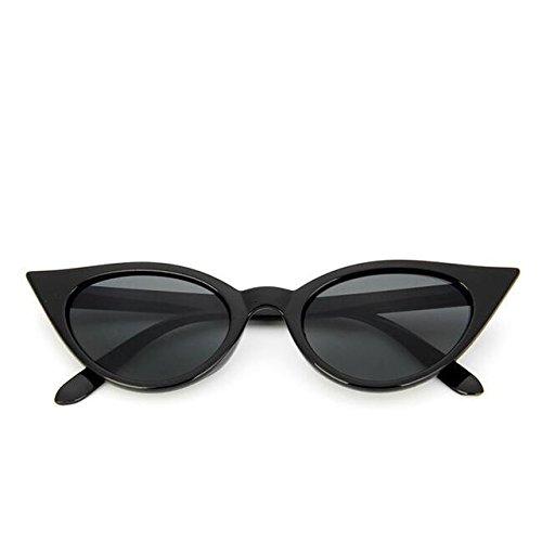 De Sol negro Calidad Amarillo De Señoras Limotai Pequeña De color Nuevo Solgafas Señoras De Ojo De Gafas Gafas Alta Gato ZZAq1zX
