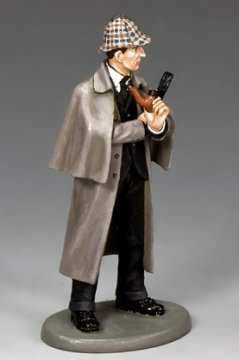 King & Country WoD030 Mr. Sherlock Holmes