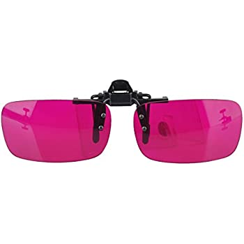 Square Color Blindness Corrective Glasses Color Blind For Man Women