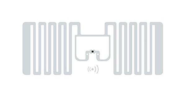 Amazon com: SMARTRAC MiniWeb RFID Paper Tag (Monza R6