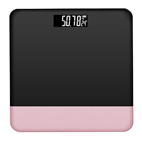 ZYFWBDZ Básculas Grasa Corporal Balanza de baño Máquina de pesaje Balanza LCD Digital Balanza de pesaje Balanza...