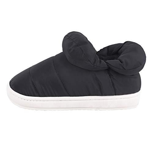Pantofole nero Yjzq 41 Eu Donna Nero 40 7daq0w