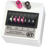 [해외]저울 RS-200W 저항력 상자, 0 - 99999999.9 OHM/IET LABS RS-200W RESISTANCE DECADE BOX, 0 - 99999999.9 OHM