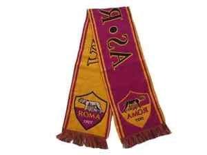 grande vendita alta qualità fashion design sciarpa ASROMA ufficiale football club ASROMA sciarpa ROMA serie a italia