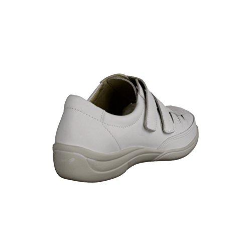 SLOWLIES , Chaussures de ville à lacets pour femme Blanc Blanc